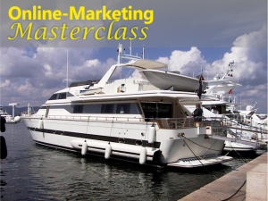 Onlinemarketing Masterclass