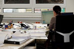 Sekretärin als Hindernis in der Telefonakquise