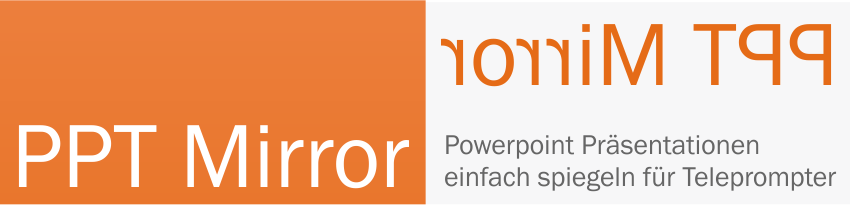 PPT Mirror - Flip Powerpoint for Teleprompter
