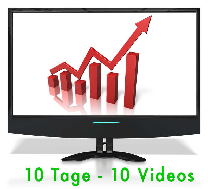 Videokurs Onlinemarketing 10 Tage 10 Videos